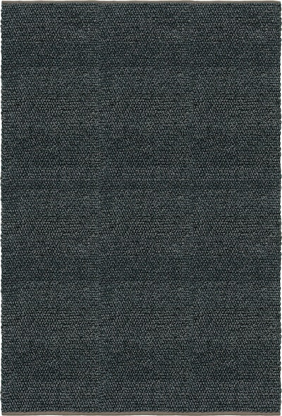 Delilah Hand Woven Rug - Large - Midnight Blue - Image 1