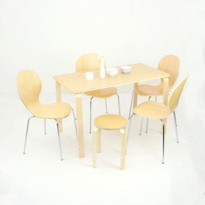 Mizuki Dining Chair (Set of 4) - Natural - Image 2