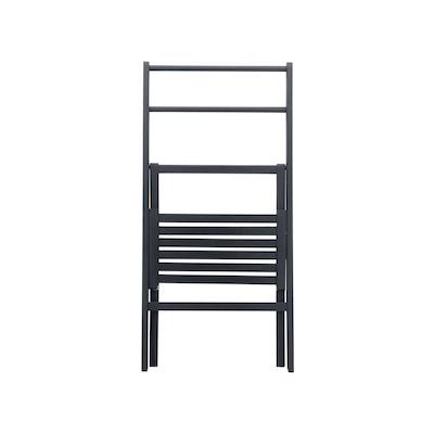 Dixon Clothes Rack - Black (Set of 3) - Image 2