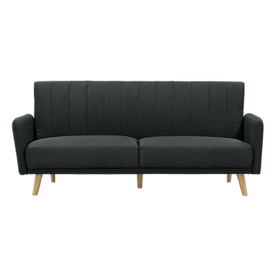 Charlotte Sofa Bed - Carbon - Image 1