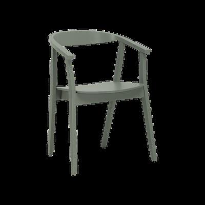 Greta Chair - Grey (Set of 2) - Image 1
