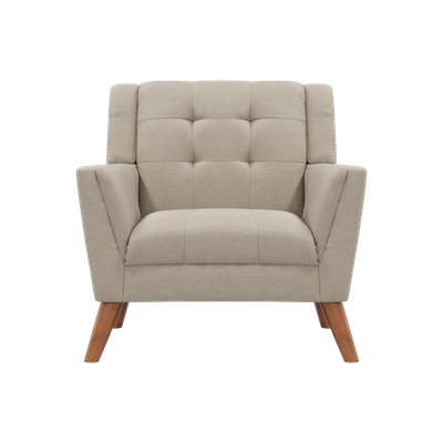 Stanley Armchair - Sand - Image 1