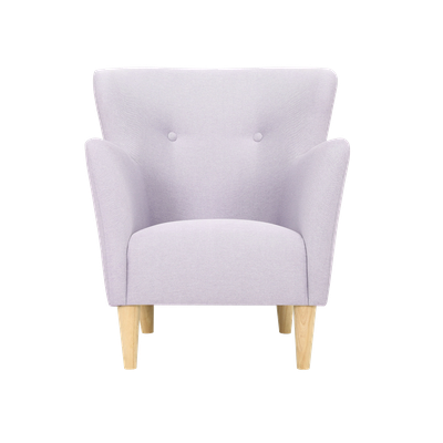 Cruiser Lounge Chair - Oak, Pearl - Image 2
