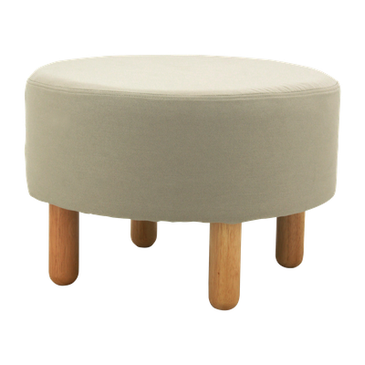 Millie Stool - Natural, Barley - Image 1