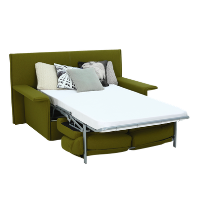 Dutro Sofa Bed - Olive Green - Image 2