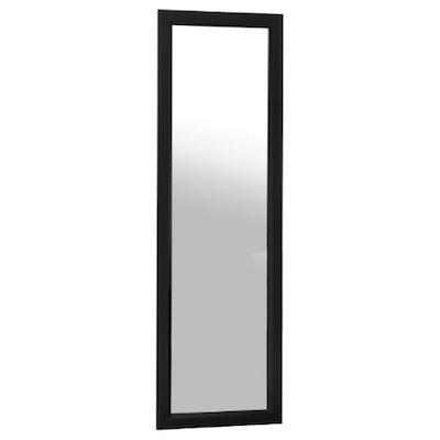 Dahlia Small Full-Length Mirror - Black - Image 1