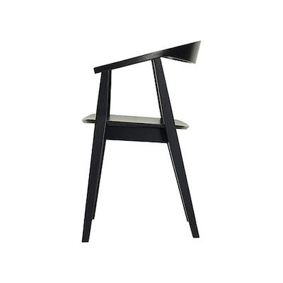 Greta Chair - Black (Set of 2) - Image 2