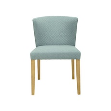 Rhoda Chair - Natural, Aquamarine (Set of 2) - Image 2