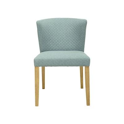 Rhoda Chair - Natural, Aquamarine (Set of 2) - Image 2