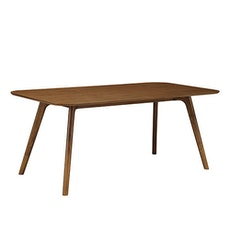 Roden 8 Seater Dining Table - Cocoa - Image 1