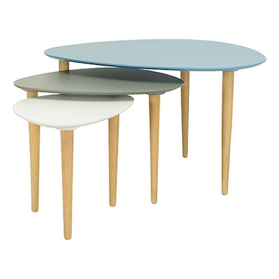 Corey Occasional High Table - Black Ash - Image 2