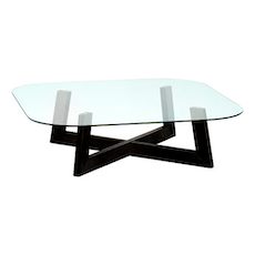 Paxton Coffee Table - Black - Image 1
