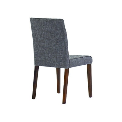 Strip Dining Chair - Black, Ash (Set of 2) - Image 2