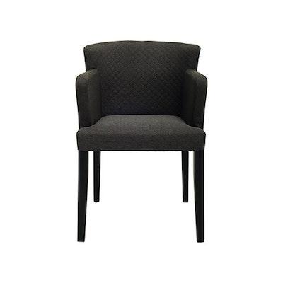 Rhoda Arm Chair - Natural, Aquamarine (Set of 2) - Image 2