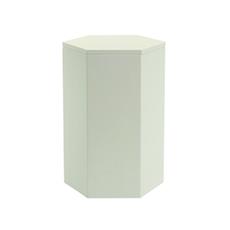 Felix Storage Stool Table - White - Image 1