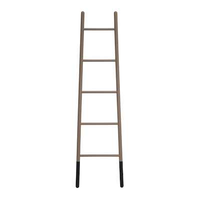 Sherlock Ladder Hanger - Dust Brown - Image 1