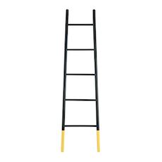 Sherlock Ladder Hanger - Black - Image 1
