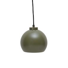 Sphere Pendant Lamp - Matte Green - Image 1