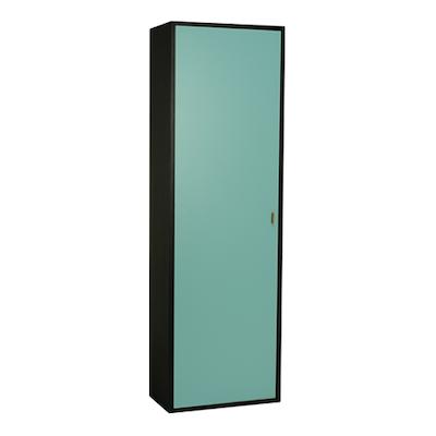 Faber Shoe Cabinet - Light Green - Image 1