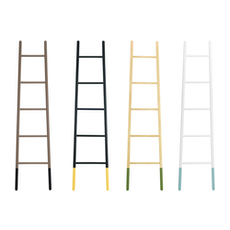 Sherlock Ladder Hanger - Dust Brown - Image 2