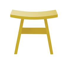Hamo Stool - Olive Yellow - Image 1