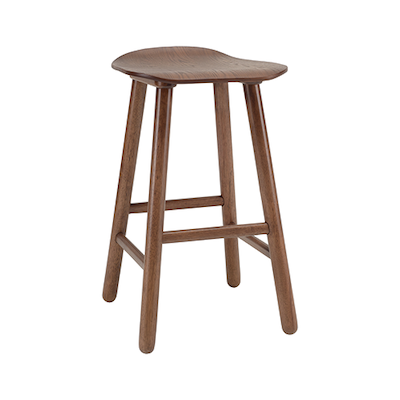 Hetty Counter Stool - Cocoa - Image 1