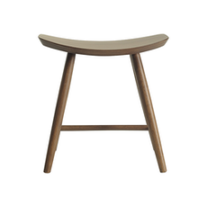Philly Stool - White Lacquered - Image 2