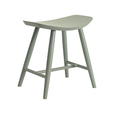 Philly Stool - Grey Lacquered - Image 1