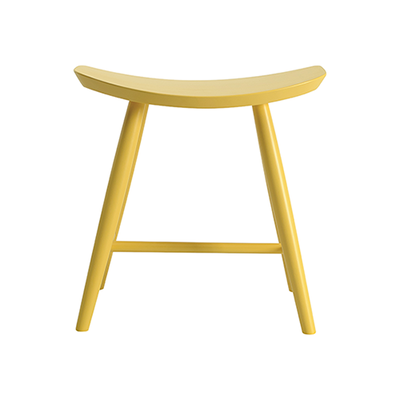 Philly Stool - Dust Yellow Lacquered - Image 2