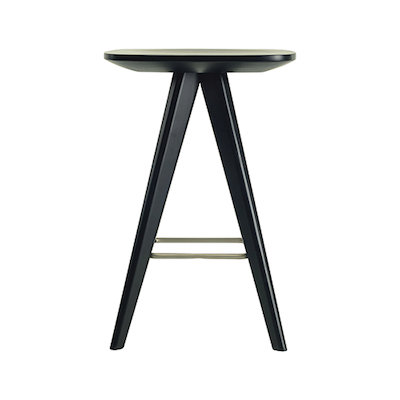 Petite Counter Stool - Black Ash Veneer - Image 2