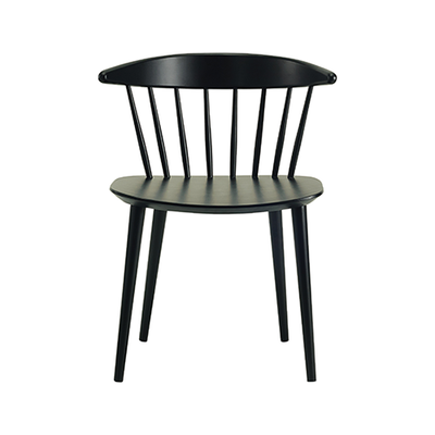 Isolda Dining Chair - Black (Set of 2) - Image 2
