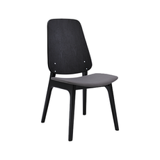 Miranda Dining Chair - Black, Paloma (Set of 2) - Image 1