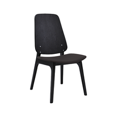 Miranda Dining Chair - Black, Lava (Set of 2) - Image 1