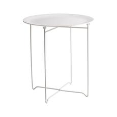 Conner Occasional Table - White, Matt White - Image 1