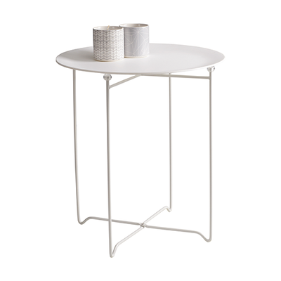 Conner Occasional Table - White, Matt White - Image 2