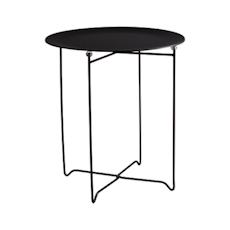 Conner Occasional Table - Black, Matt Black - Image 1