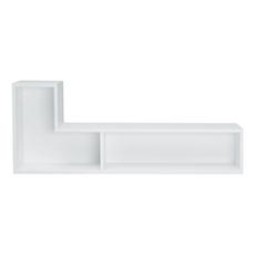 Liam Wall Shelf - White (Set of 2) - Image 1