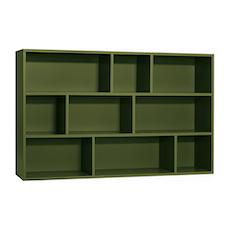 Hale Wall Shelf - Green - Image 2