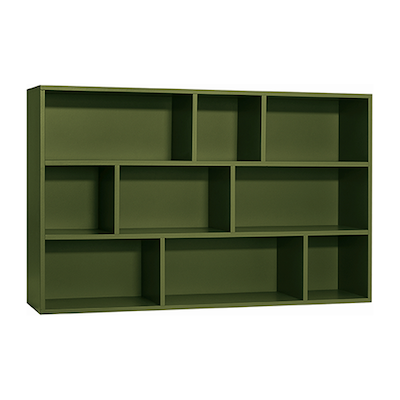 Hale Wall Shelf - Green - Image 2