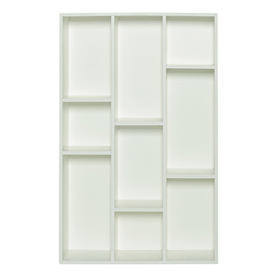 Hale Wall Shelf - White - Image 1