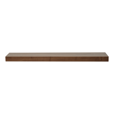 Samson Wall Shelf - Small - Walnut - Image 1