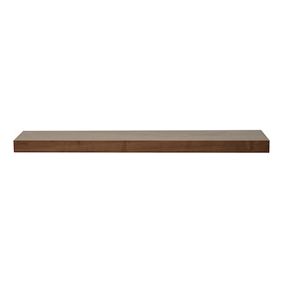 Samson Wall Shelf - Small - Walnut - Image 1