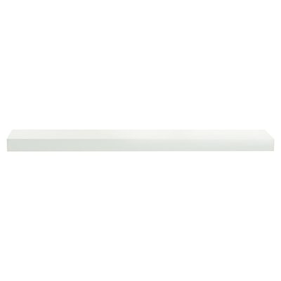 Samson Wall Shelf - Large - White - Image 1