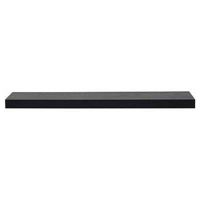 Samson Wall Shelf - Small - Black Ash - Image 1