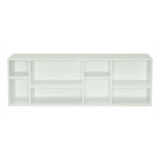 Wilkie Media Rack - White - Image 1