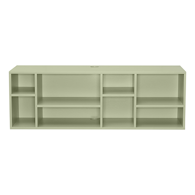 Wilkie Media Rack - Dust Green - Image 1