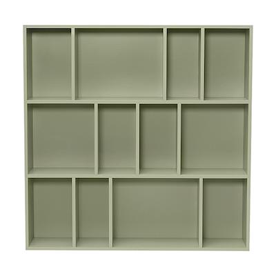 Wilkie Square Rack - Dust Green - Image 1