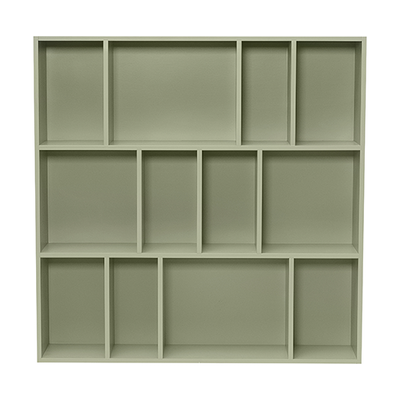 Wilkie Square Rack - Dust Green - Image 1