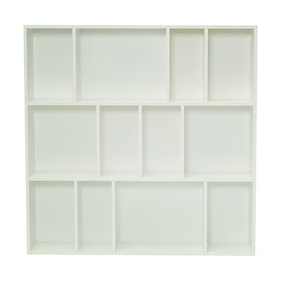Wilkie Square Rack - White - Image 1