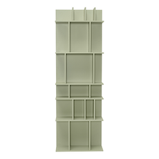 Wilson Tall Wall Shelf - Dust Green - Image 1